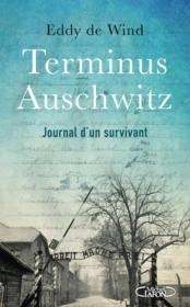 Terminus Auschwitz - Couverture - Format classique