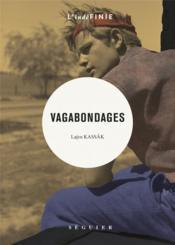 Vagabondages - Couverture - Format classique