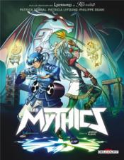 Les Mythics T.9 ; Stonehenge - Couverture - Format classique