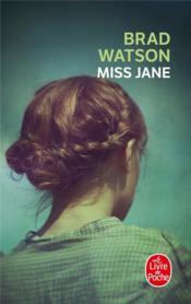 Miss Jane - Couverture - Format classique