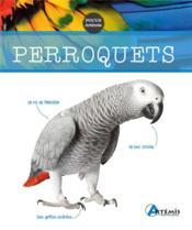 Perroquets - Couverture - Format classique
