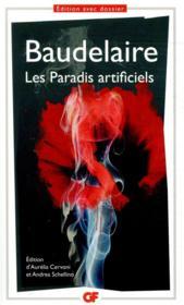 Les paradis artificiels - Couverture - Format classique