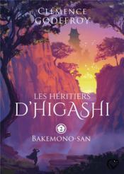 Les héritiers d'Higashi t.2 ; Bakemono-san - Couverture - Format classique