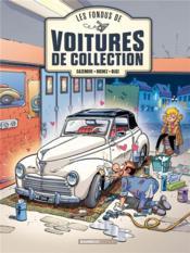 Les fondus de voitures de collection T.2 - Couverture - Format classique