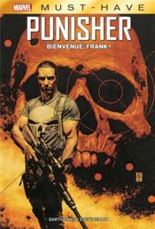 Punisher ; bienvenue, Frank ! - Couverture - Format classique