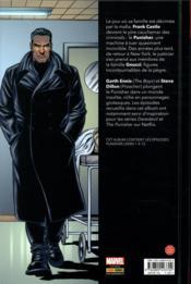Punisher ; bienvenue, Frank ! - 4ème de couverture - Format classique