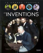 Les inventions - Couverture - Format classique