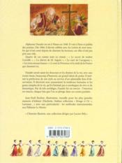 Lettres de mon moulin - 4ème de couverture - Format classique
