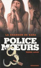 Police Des Moeurs T.182 ; La Chanson De Sara - Intérieur - Format classique