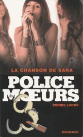 Police Des Moeurs T.182 ; La Chanson De Sara - Couverture - Format classique