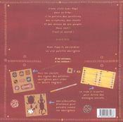 Yapa ; le petit aborigène d'Australie ; un livre-activités - 4ème de couverture - Format classique