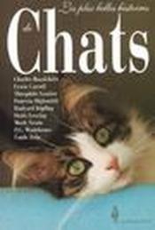 Les Plus Belles Histoires De Chat - Couverture - Format classique