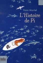 L'histoire de Pi - Couverture - Format classique