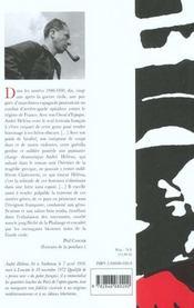 Le Cheval D'Espagne - 4ème de couverture - Format classique