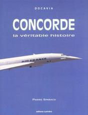 Concorde - Intérieur - Format classique