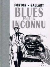 Blues pour un inconnu - Couverture - Format classique