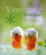 Verrines fraicheur - Couverture - Format classique
