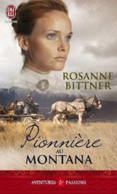 Pionnière au Montana - Couverture - Format classique