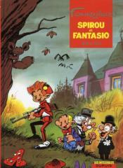 Les aventures de Spirou et Fantasio ; INTEGRALE VOL.10 ; 1972-1975 - Couverture - Format classique