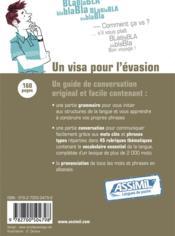 GUIDES DE CONVERSATION ; albanais de poche (édition 2010) - 4ème de couverture - Format classique
