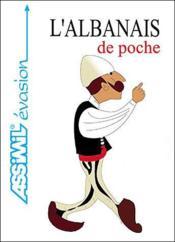 GUIDES DE CONVERSATION ; albanais de poche (édition 2010) - Couverture - Format classique