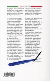 L'école commune ; propositions pour une refondation du système éducatif - 4ème de couverture - Format classique