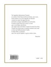 Survivre ; anthologie - 4ème de couverture - Format classique