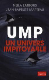 UMP, ton univers impitoyable - Couverture - Format classique