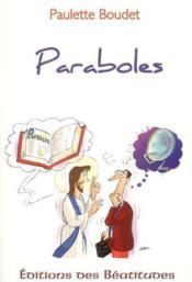 Paraboles - Couverture - Format classique