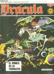 Dracula N° 14. El Diablo En La Tormenta. Texte En Espagnol. Bande Dessinee Pour Adultes. - Couverture - Format classique