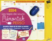 telecharger Les tapis de souris Memoniak perso 2014 livre PDF en ligne gratuit