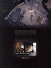 Lloyd Singer ; COFFRET VOL.3 ; T.7 ET T.8 - 4ème de couverture - Format classique