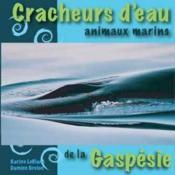 Cracheurs d'eau - animaux marins - Couverture - Format classique