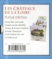 Petit pop-up panoramique t.10 ; les châteaux de la Loire - 4ème de couverture - Format classique