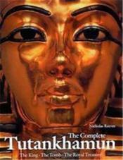 The Complete Tutankhamun (Paperback) /Anglais - Couverture - Format classique