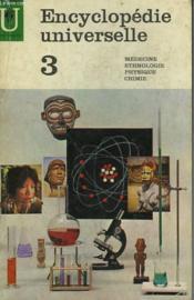 Encyclopedie Universelle 3 - Couverture - Format classique