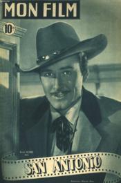 Mon Film N° 95 - San Antonio - Couverture - Format classique