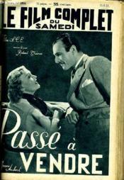 Le Film Complet Du Samedi N° 1924 - 16e Annee - Passe A Vendre - Couverture - Format classique
