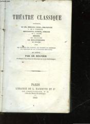 Theatre Classique - Couverture - Format classique