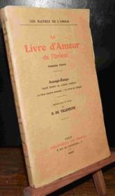Ananga-Ranga - Traite Hindou De L'Amour Conjugal - Couverture - Format classique
