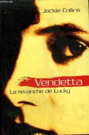 Vendetta, la revanche de Lucky - Couverture - Format classique