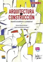 Arquitectura y construccion - Couverture - Format classique