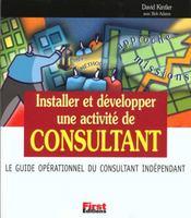 Guide Du Consultant Independant - Intérieur - Format classique