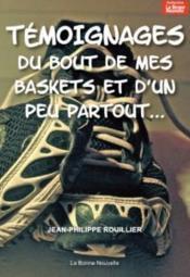 Cours toujours, témoignage du bout de mes baskets - Couverture - Format classique