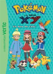 Pokémon T.21 ; un duo de choc - Couverture - Format classique