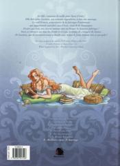 Princesse Sara T.8 ; meilleurs voeux de mariage - 4ème de couverture - Format classique