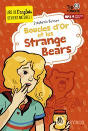 Boucles d'Or et les strange bears - Couverture - Format classique