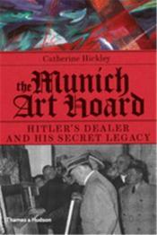 The munich art hoard (hardback) - Couverture - Format classique