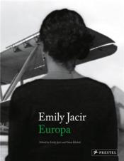 Emily jacir europa - Couverture - Format classique