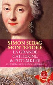 La grande Catherine & Potemkine - Couverture - Format classique
